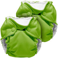Flat River Group Kanga Care Lil Joey 2 Pack Newborn Cloth Diapers - Tadpole