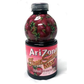 AriZona Fruit Smoothie Mix Sweet Strawberry