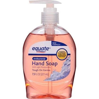 Generic Equate Light Moisturizing Liquid Hand Soap, 7.5 fl oz