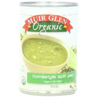 Muir Glen Soup Homestyle Split Pea, 14.9-Ounce Cans (Pack of 12)