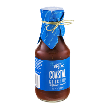 Simply Enjoy Coastal Ketchup