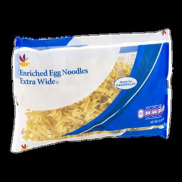 Ahold Enriched Egg Noodles Extra Wide