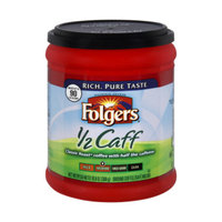 Folgers 1/2 Caffeinated - 10.8 oz