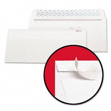 Ampad Gold Fibre Fastrip Security Envelope, White, 100/Box