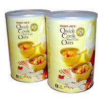 Trader Joe's Quick Cook Steel Cut Oats (2 Pack)