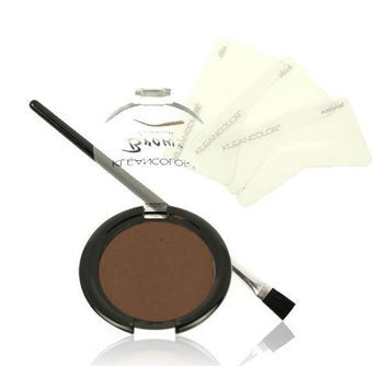 KLEANCOLOR Brows Essential Kit-KCEBK112 Dark Brown