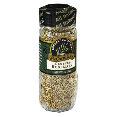 McCormick Gourmet Collection Crushed Rosemary