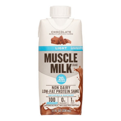 Cytosport Diet Muscle Milk Chocolate - 4 Drinks - Nutritional Drinks