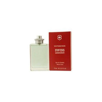 Victorinox Swiss Unlimited By  Edt Spray 2. 5 Oz