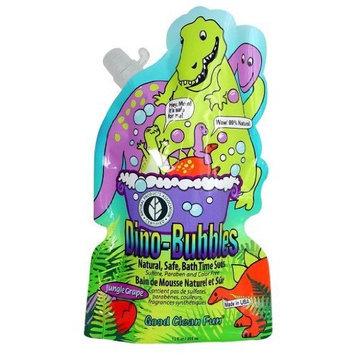 Good Clean Fun Kids Jungle Grape Dino Bubble Bath