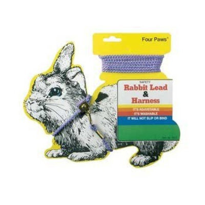 Four Paws Rabbit Lead & Harness - 00006 - Bci