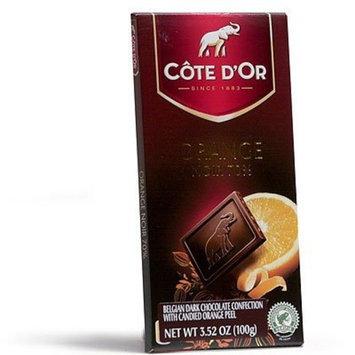 Cote D'Or Tablet Noir Orange 70% Cocoa