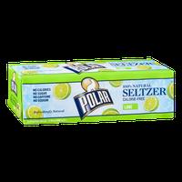 Polar Seltzer Calorie-free Lime - 12 CT