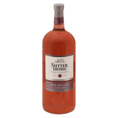 Sutter Home Pink Moscato Wine 1.5 l