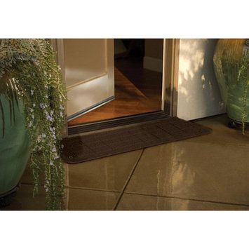 PVI Rubber Threshold 12 x 42 inches