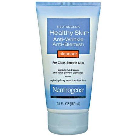 Neutrogena® Healthy Skin Anti-Wrinkle Anti-Blemish Cleanser