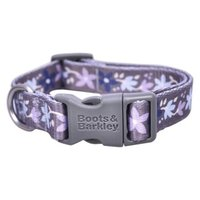 Boots & Barkley Floral Fashion Collar XS - Brown