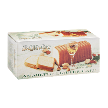 Schlunder Cake Amaretto Liqueur