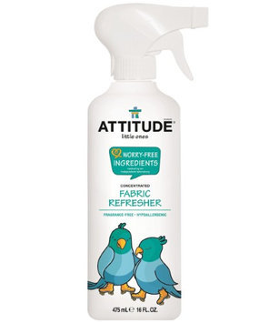 Fabric Refresher Concentrated, Fragrance Free 16 Oz by Attitude