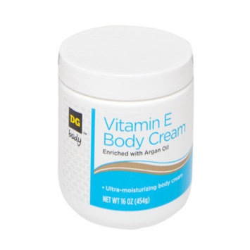 DG Body Vitamin E Body Cream - 4 oz