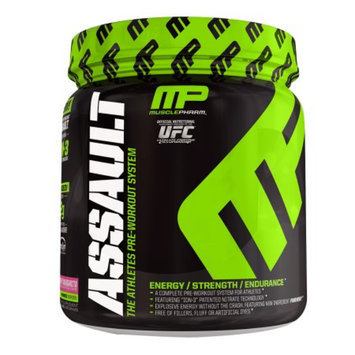 MusclePharm Assault Strawberry Margarita