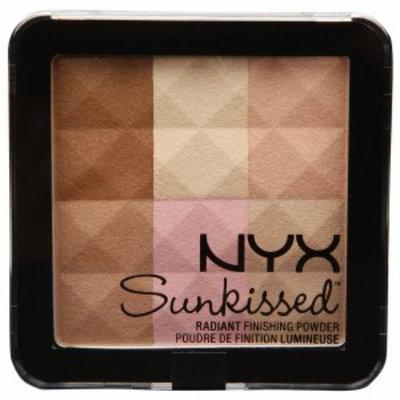 NYX Radiant Finishing Powder, Sunkissed, .43 oz