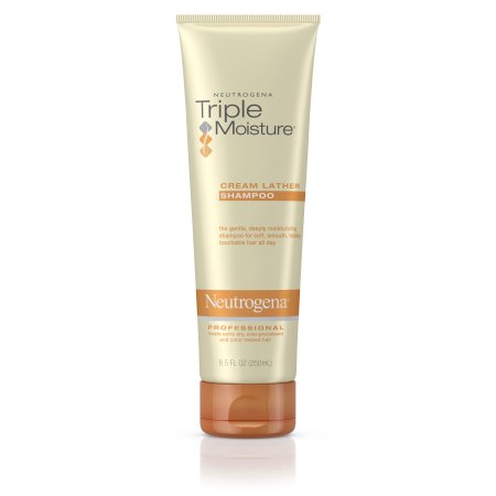 Neutrogena® Triple Moisture Cream Lather Shampoo