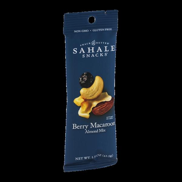 Sahale Snacks Berry Macaroon Almond Mix