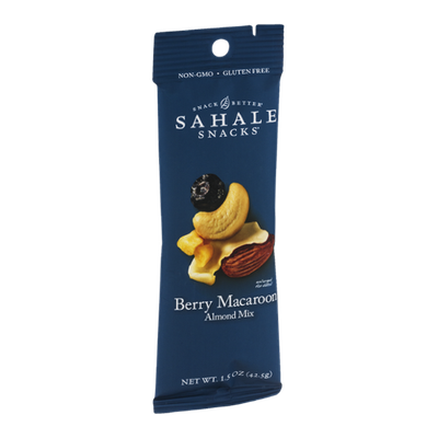 Sahale Snacks Berry Macaroon Almond Mix