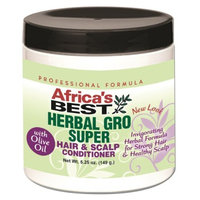 Africa's Best Africas Best Super Gro Hair & Scalp Conditioner 5.25oz