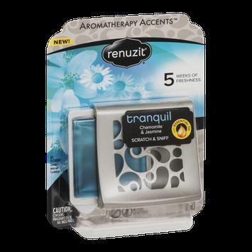 Renuzit Aromatherapy Tranquil Chamomile & Jasmine