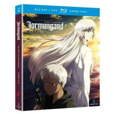 Jormungand: The Complete Second Season (Blu-ray + DVD) (Widescreen)