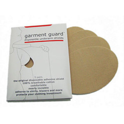 Garment Guard Disposable Underarm Shields 5 pairs