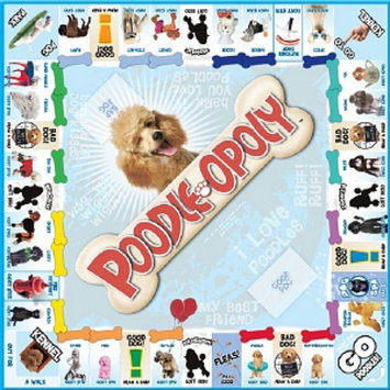 Poodle-opoly Game Ages 8 and up, 1 ea