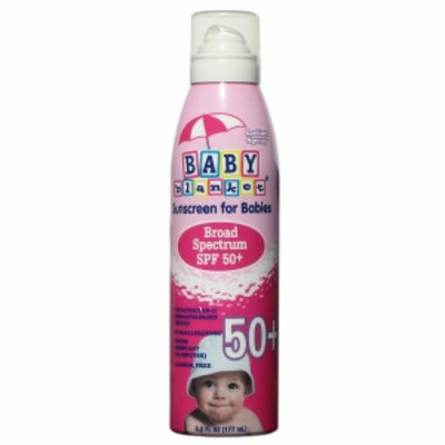 Baby Blanket Continuous Spray Lotion Sunscreen for Babies SPF 50+