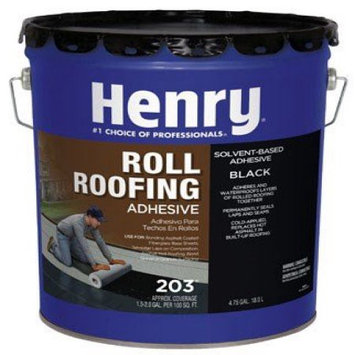 Henry Company Roll Roofing Adhesive 640-fl oz Roof Adhesive HE203571