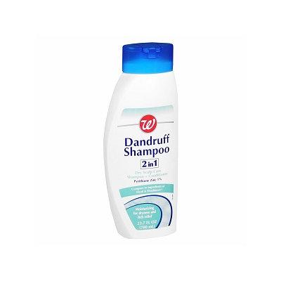 Walgreens Shampoo Dandruff Dry Scalp 2 In 1