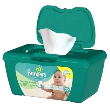 Pampers Soft & Strong Wipes