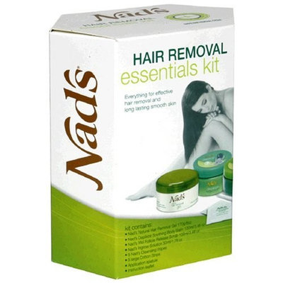 Nads Nad's Hair Removal Essentials Kit, 1 kit
