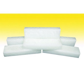 WaxWel 11-1716-6 Paraffin 6 x 1-Lb Blocks Citrus Fragrance