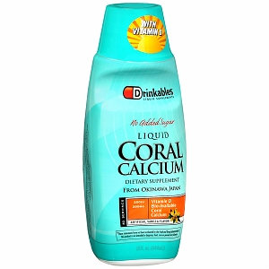 Drinkables Liquid Coral Calcium