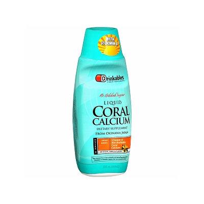 Drinkables Liquid Coral Calcium