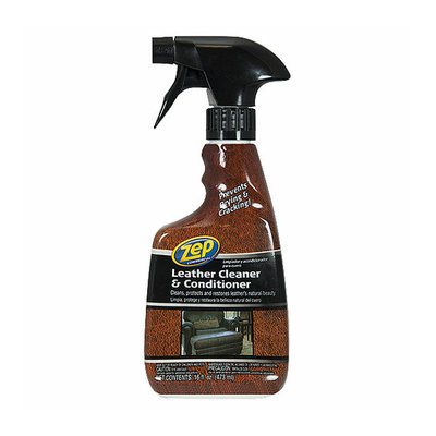 Zep Commercial Leather Cleaner   Conditioner. Zep Commercial Leather Cleaner   Conditioner Reviews