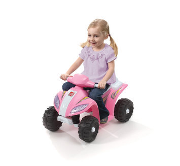 Fun Wheels Step 2 6V Mini Quad Battery Operated Ride On