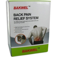 Bakwel Low Back Pain Relief System with Belt - 1 ea
