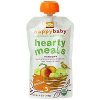 Happybaby Happy Baby Stage 3 Mama Grain Pouch, 4-Ounce (Pack of 16)