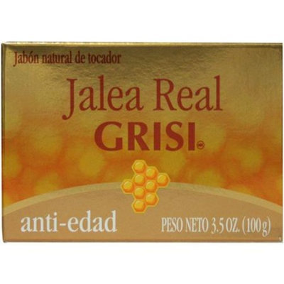 Grisi Royal Jelly Anti-Age Bar Soap, 3.5 oz