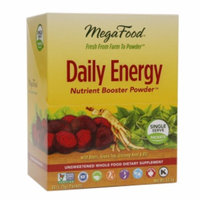 Megafood MegaFood Daily Energy Nutrient Boost Powder Packets, 30 ea