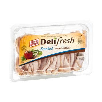 Oscar Mayer Deli Fresh Smoked Turkey Breast