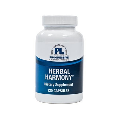 Progressive Labs Herbal Balance 120c